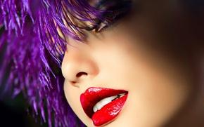 Картинка Face, Girl, Eyes, Beautyful, Woman, Redhead