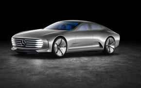 Картинка Concept, Mercedes-Benz, концепт, мерседес, 2015, IAA