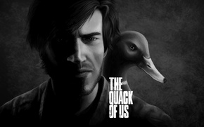 Картинка duck, last of us, Pewdiepie