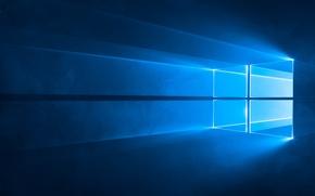 Картинка Wallpaper, l Windows 10, Officia