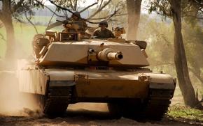 """Картинка танк, раскраска, учения, танкисты, """"Абрамс"""""""