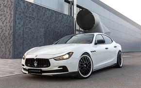 Обои Ghibli, 2015, G&S Exclusive, Maserati, гибли, мазерати