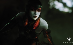 Картинка Игры, вампир, Paragon, Countess, Графиня