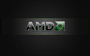 Картинка лого, AMD, бренд
