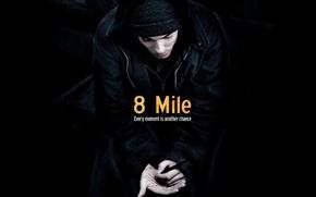Картинка фильм, Eminem, Marshall Bruce Mathers, Эминем, маршалл брюс мэтерс, Рэп, 8 миля, 8 mile