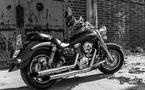 Картинка дизайн, стиль, мотоцикл, форма, байк