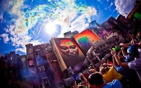 Картинка Музыка, Люди, Music, Tomorrowland