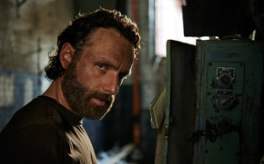 Картинка The Walking Dead, Andrew Lincoln, роль, Season-5