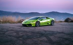 Картинка Lamborghini, Huracan, HRE, P200