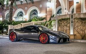 Картинка Ferrari, суперкар, феррари, Pininfarina, Prior-Design, 2015, PD458