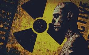 Картинка мужчина, татуировки, zombie boy