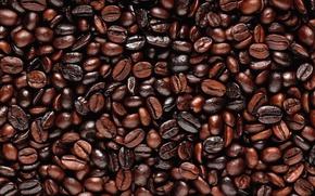 Обои Зерна, Кофе, Жареный