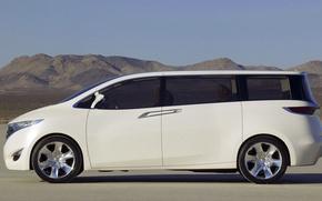 Картинка Concept, Nissan, Forum