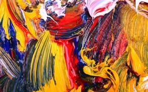 Картинка цвета, абстракция, краски, ярко, живопись