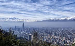 Картинка city, cloud, taibai