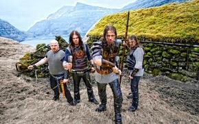 Картинка metal, rock, Viking metal, TYR