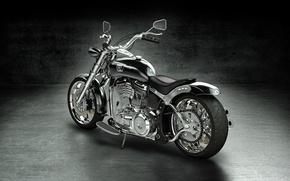 Картинка Harley, graphics, moto, motorcycle, model