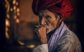 Картинка взгляд, человек, портрет