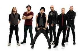 Картинка музыка, группа, rock, рок, поэты осени, Poets of the fall, band group, поэты упадка