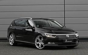 Обои пассат, B&B, Volkswagen, фольксваген, универсал, Passat