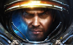 Картинка Blizzard, Starcraft 2, Старкрафт 2, Wings of Liberty, StarCraft II