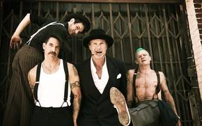 Картинка рок, RHCP, Red Hot Chili Peppers