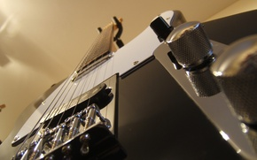 Обои электро, гитара, струны, стиль