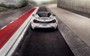 Обои Pogea Racing, Alfa Romeo, альфа ромео