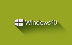 Картинка Windows, Фон, Логотип, Пуск, Hi-Tech