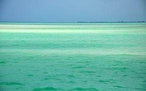 Обои море, природа, карибы, океан.пейзаж