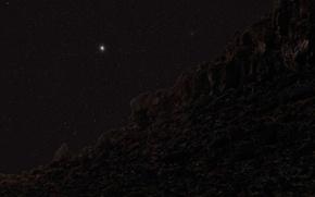 Картинка небо, звезды, галактика, Аргентина, Омега, Южное, Центавр, NSG 5139