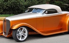 Картинка Roadster, Ford, Design, 1932, Foose, Muroc