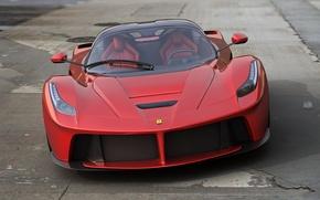 Обои LaFerrari, гибридный суперкар, F70/F150, dangeruss, Ferrari, Гиперкар