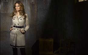 Картинка девушка, актриса, Stana Katic, стана катич