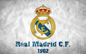 Картинка спорт, эмблема, football, Real Madrid