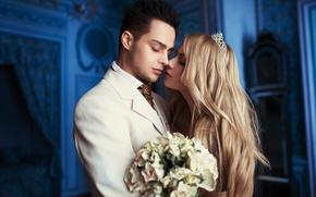 Картинка свадьба, жених, и невеста, тили тили тесто