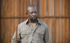 Обои Ходячие мертвецы, Lennie James, Morgan Jones, The Walking Dead