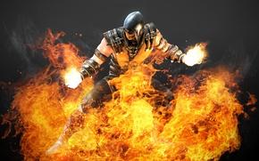 Картинка Mortal Kombat, Scorpion
