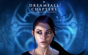 Картинка девушка, Adventure, Blink Studios, Rakel Johnsen, Red Thread Games, Dreamfall Chapters: The Longest Journey