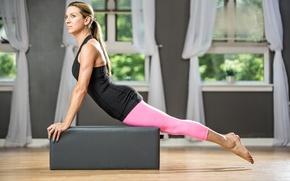 Картинка pose, workout, yoga