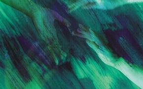 Картинка фиолетовый, абстракция, зеленый, цвет, разводы, руки, мазки, оригинально, контакт, обои от lolita777