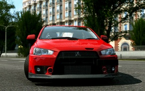 Картинка Cars, Сидж, Project Cars, Mitsubishi evo X
