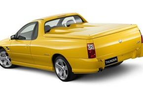 Картинка pickup, Holden, Thunder, Ute