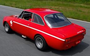 Картинка Alfa Romeo, Red, Alfa, Corsa, Romeo, GTA, Rosso, Alfa GTA, Alfa Rosso, Alfa Romeo GTA, ...
