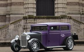 Картинка ford, форд, hot-rod
