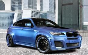 Картинка bmw, topcar, X6M