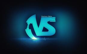 Картинка синий, белое, логотип, Черный, Музыка, яркое, Сияние, Rap, Пульс, Значок, Сине-зеленый, чая, Various Style, Красного ...