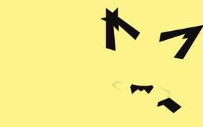 Картинка образ, не дорисован, pichu, пичу, часть тела, покемон