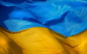 Обои синий, желтый, флаг, Украина, ukraine, Україна