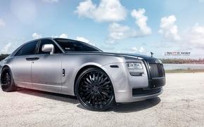 Картинка wheels, Vellano, Rolls-Royce Ghost